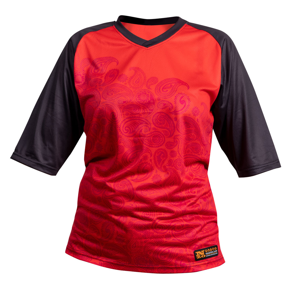 Womens Trail T - Limited Edition 06 Red