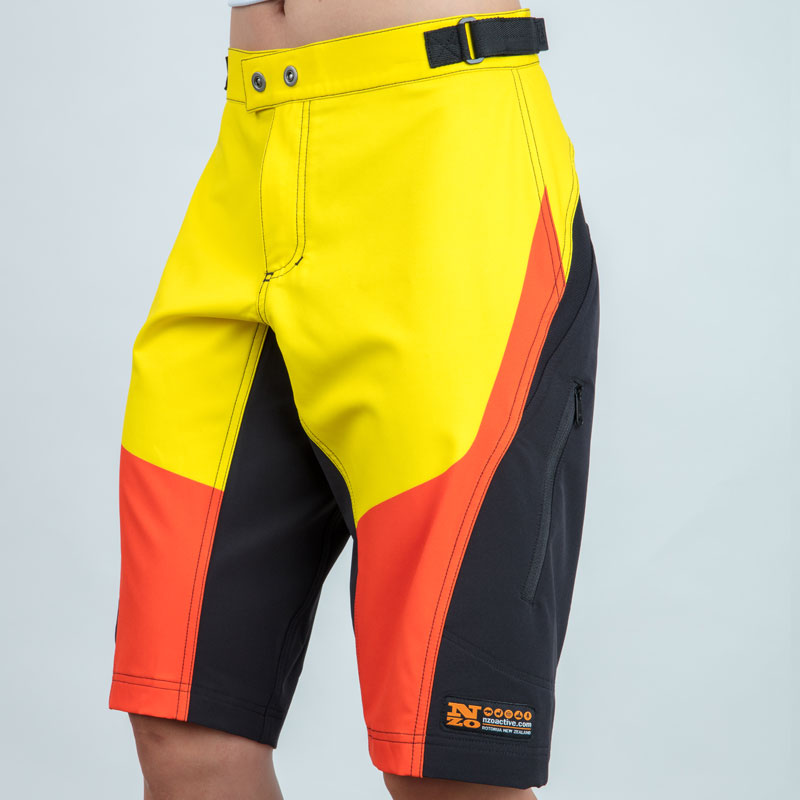 Riddlers are the Limited edition of our Scuffers trail shorts