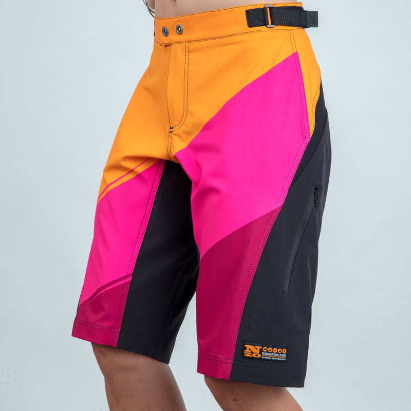 Riddler - Women trail shorts - ON DEMAND Nzo DESIGN - 004