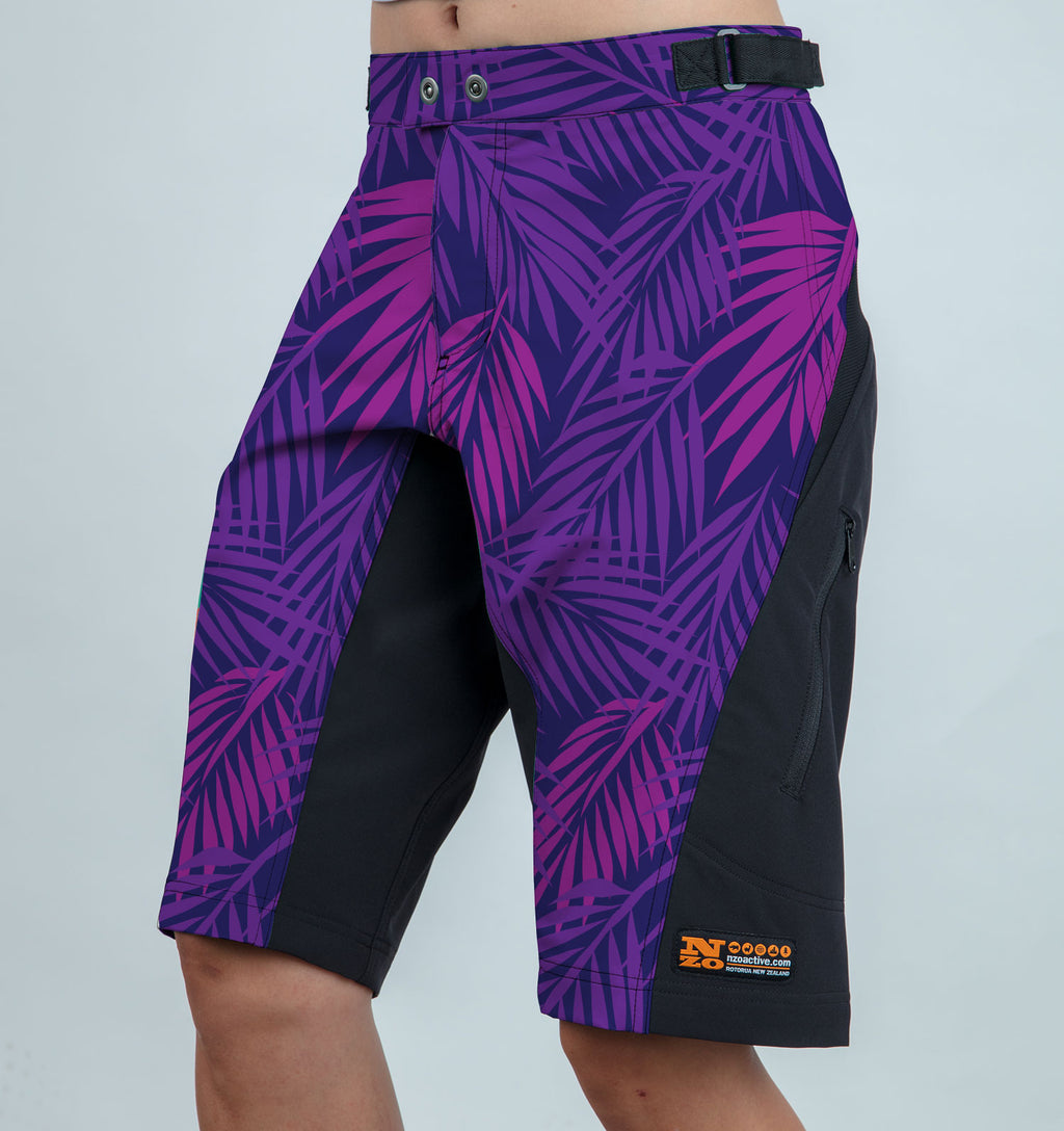 Riddler - Women trail shorts - LIMITED EDITION - Nzo DESIGN November