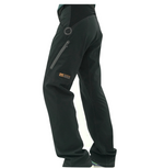 Dusters - Light Men trail pants - BLACK