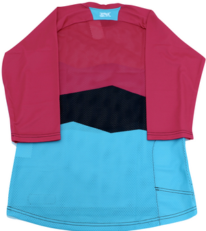 3/4 Women Sleeve MTB Top  - Nzo DESIGN 038-2