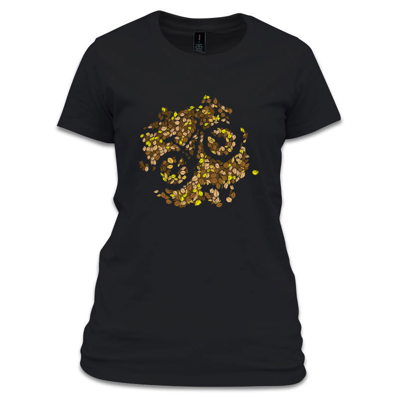 Autumn Womens T