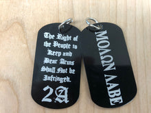 Load image into Gallery viewer, Laser Engraved Dog Tag