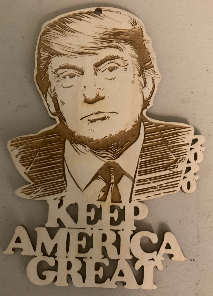 Trump 2020 KAG Ornament