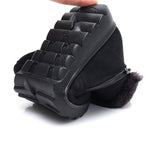 Winter Ankle Short Snow Boots Fur Shoes