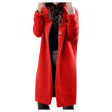 Long Sleeve Fashion Cardigan Tops Sweater Coat