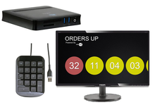 Orders Up - Customer Display Hardware & Software Bundle