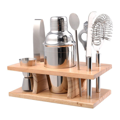 Cocktail Maker Set & Stand