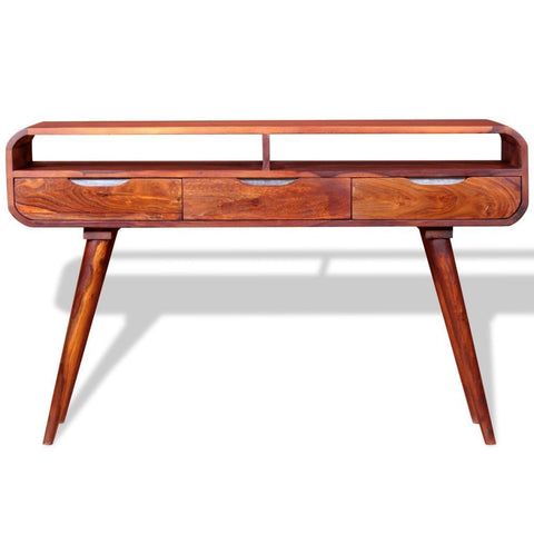 Solid Sheesham Console Table