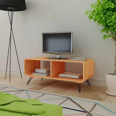 Wood Brown TV Cabinet