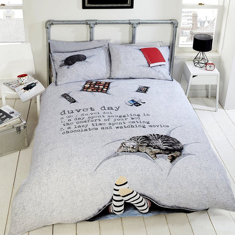 Duvet Day Duvet Set