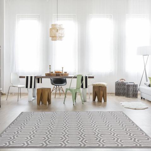 Grey Windsor Rug