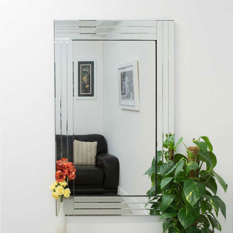 Large Lila Wall Mirror