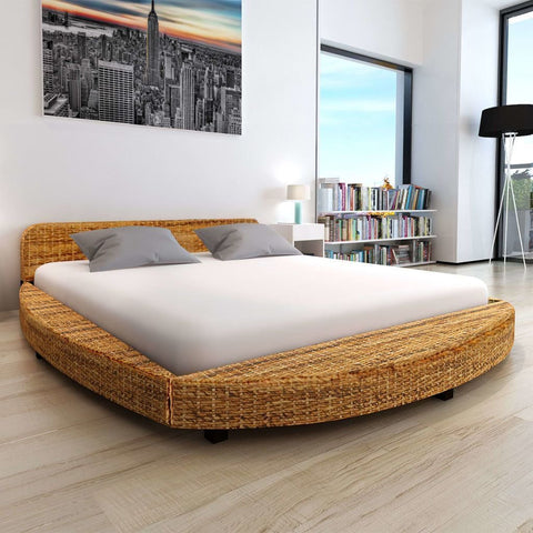 Super King Mohagany Bed Frame