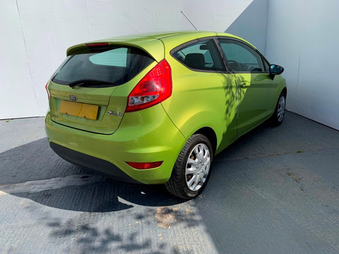 Ford Fiesta 1.25 (82ps) Style Hatchback 3d 1242cc