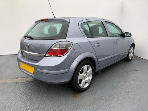 Vauxhall Astra 1.6 16v (115ps) Club Hatchback 5d 1598cc