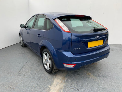 Ford Focus 1.6 (100ps) Zetec Hatchback 5d 1596cc auto
