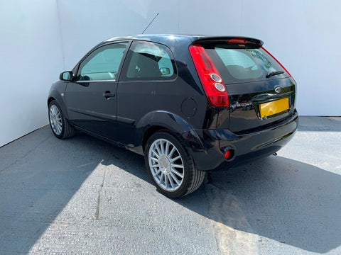 Ford Fiesta 1.25 Style Hatchback 3d 1242cc