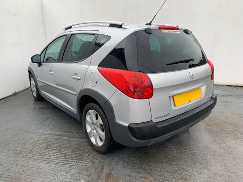 Peugeot 207 SW 1.6 Diesel Estate 5dr 2008 GLASGOW