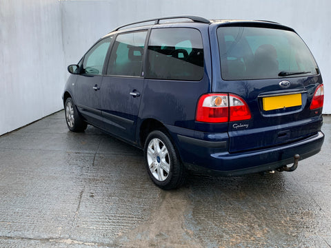 Ford Galaxy 1.9 Blue 5d 2004 GLASGOW