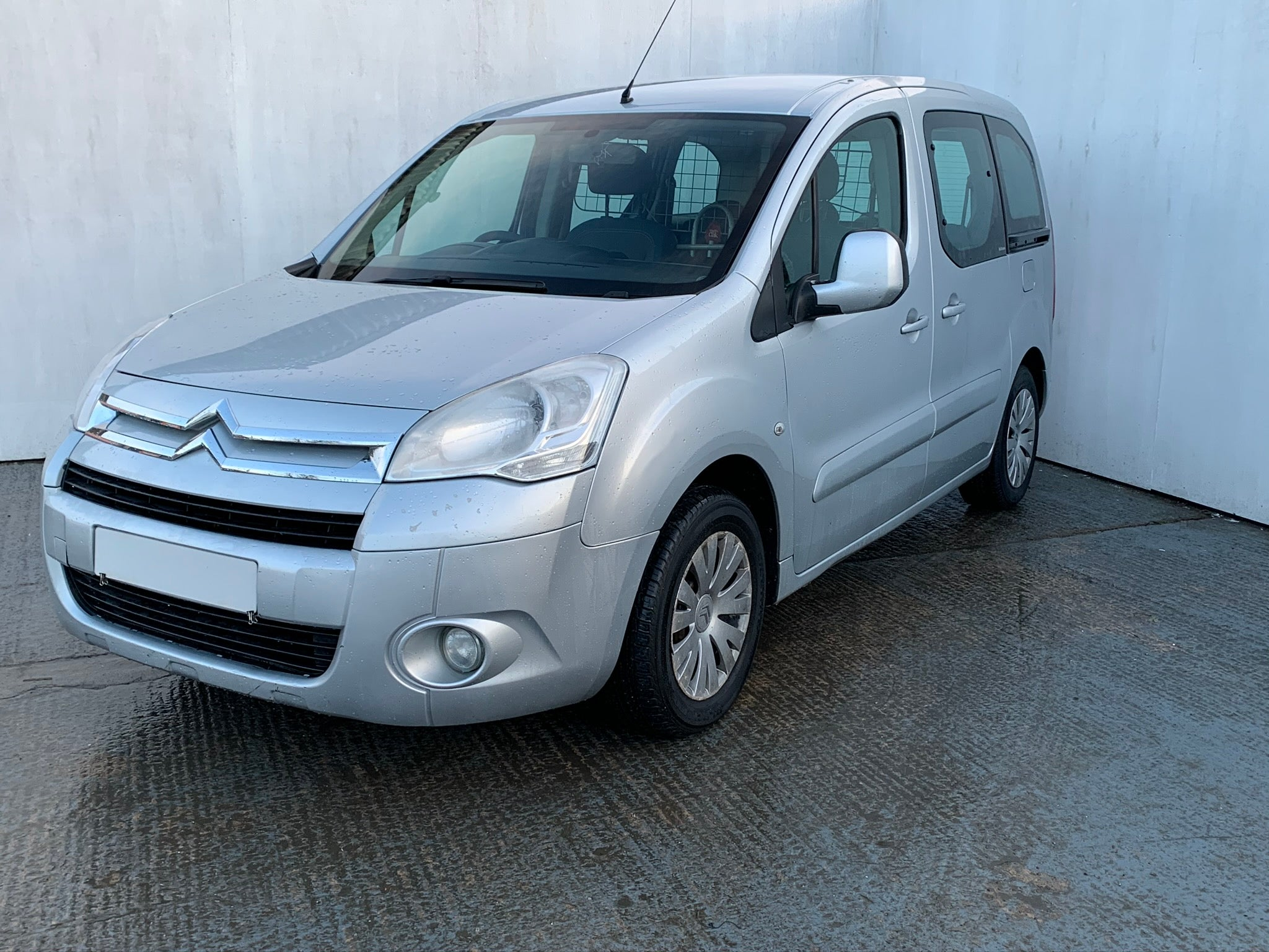 Citroen Berlingo Multispace 1.6 Silver 5d 2010