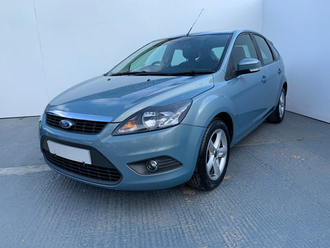 Ford Focus 1.6 (100ps) Zetec Hatchback 5d 1596cc
