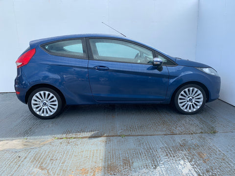Ford Fiesta 1.25 (82ps) Style + Hatchback 3d 1242cc