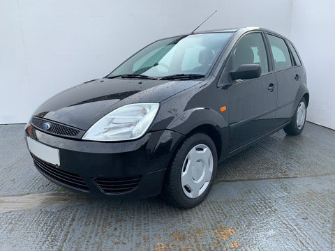 Ford Fiesta 1.25 Finesse Hatchback 5d 1242cc