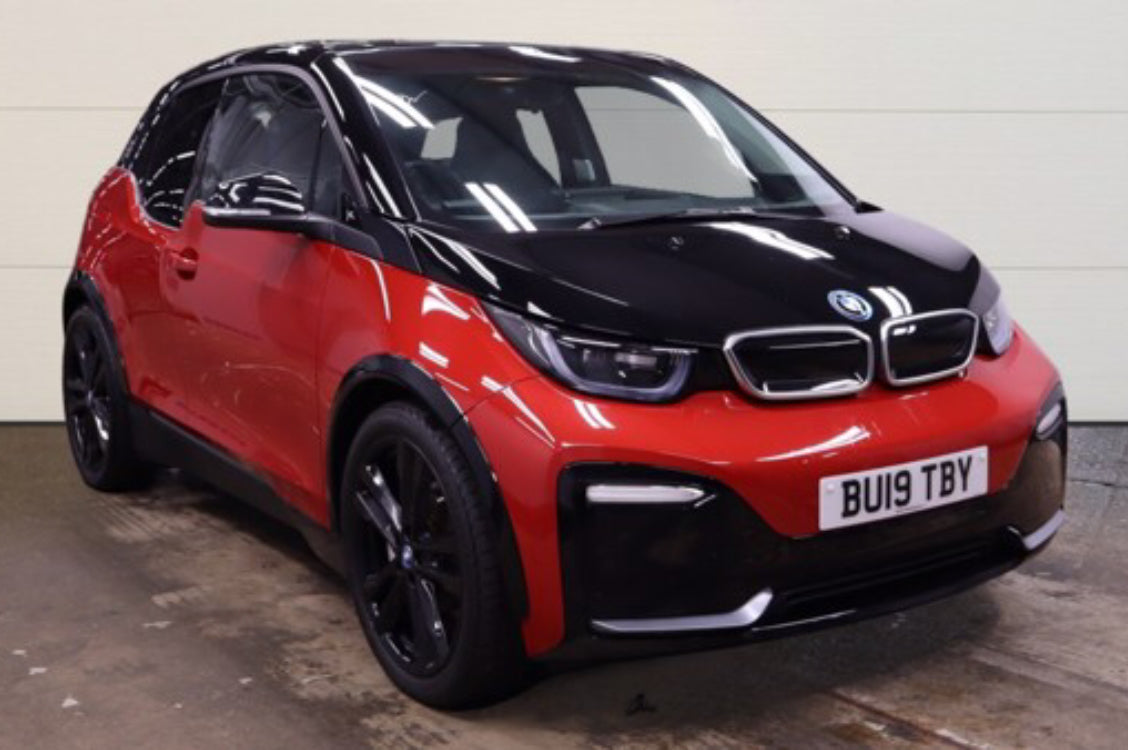 BMW i3 120AH S Electric Red 2019