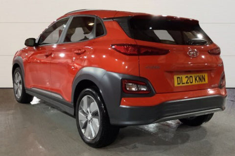 Hyundai Kona Electric 0 64KWH 150KW Premium SE Orange 2020