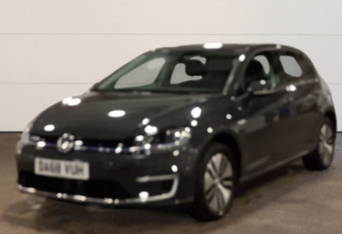 Volkswagen Golf 0 Electric-Golf Grey 5d 2018