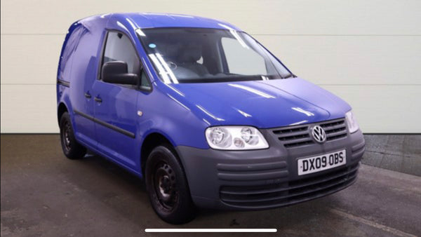 Volkswagen Caddy C20 2.0 Blue 2009