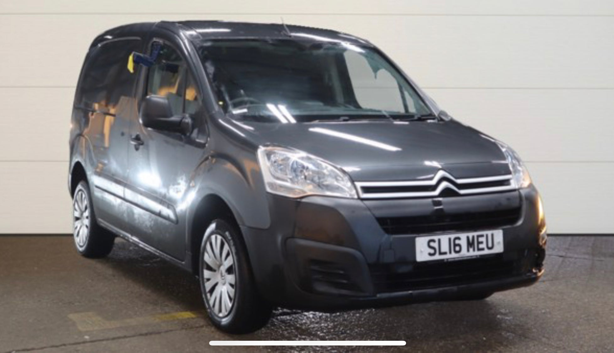 Citreon Berlingo 850 ENTERPRISE L1 HDI 1.6 Van Grey 2016