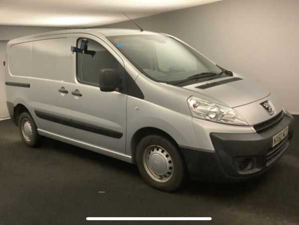 Peugeot Expert Professional HDI SWB 1.6 Silver 2011