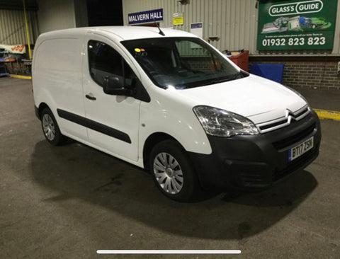 Citreon Berlingo L1 1.6 BlueHDI 75 625KG Enterprise Van White 2017