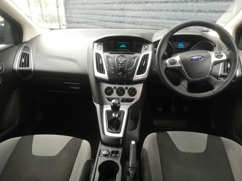 Ford Focus 1.0 125 EcoBoost Zetec Grey 5dr 2013