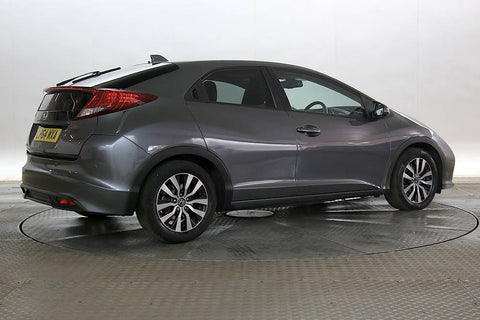 Honda Civic 1.6 SR Grey 5d 2015