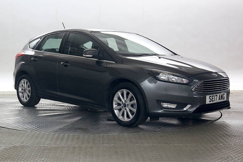 Ford Focus 1.0 Eco Boost 5d Grey 2017