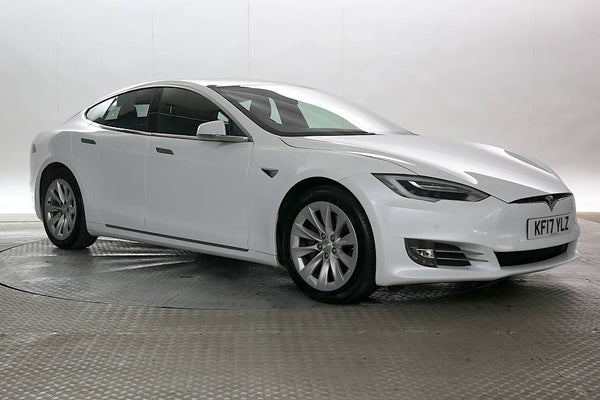 Tesla Model S 60 285kW White 5d 2017 KF17 YLZ