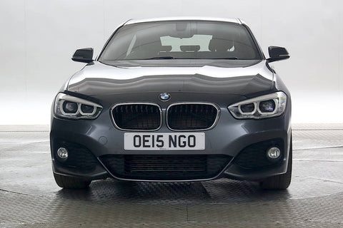 BMW 1 Series 116D M Sport Grey 5d 2015
