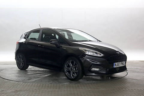 Ford Fiesta 1.0 Black 5d 2017