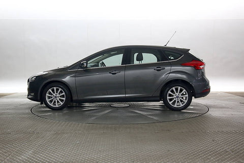 Ford Focus 1.0T EcoBoost Hatchback Grey 5d 2017