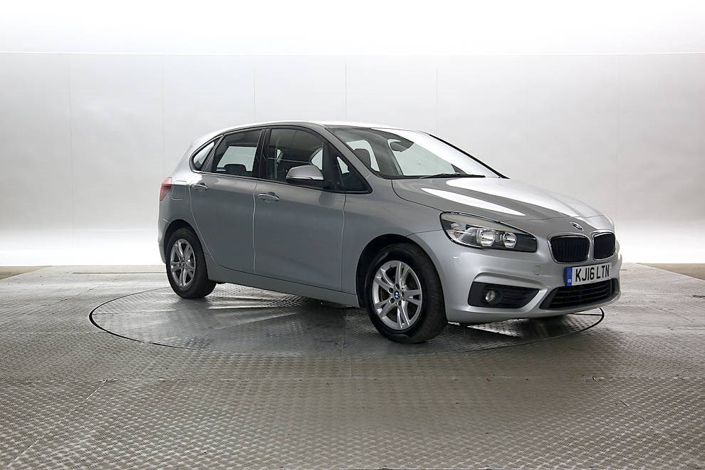 BMW 2 Series 216D SE Active Tourer 1.5 Silver 2016