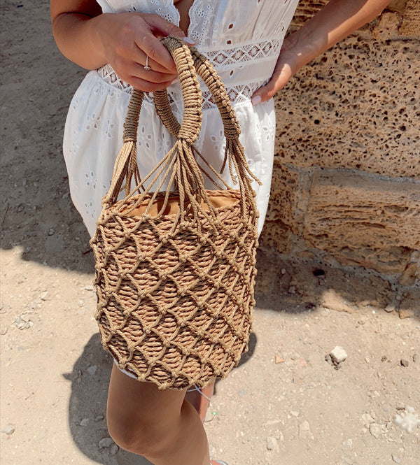 SUMMER BUCKET BAG Accessories LE TRÉ