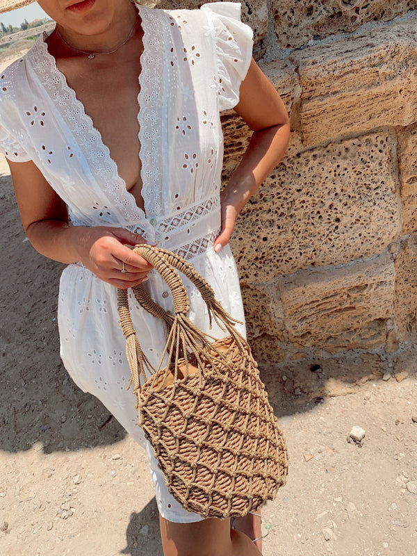 SUMMER BUCKET BAG - Accessories - Shop Fashion at LE TRÉ