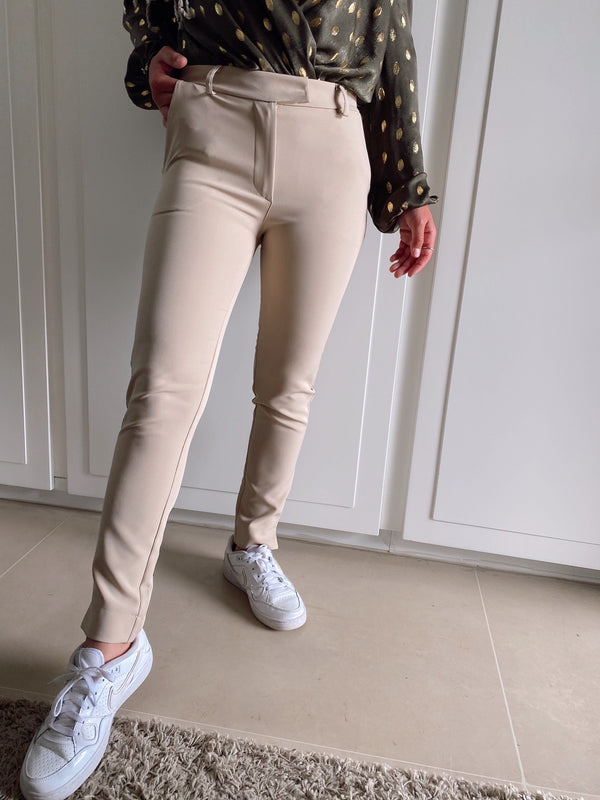 TAILORED CIGARETTE TROUSERS - LE TRE