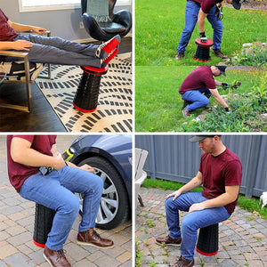 Awe Inspiring Hot Sale Portable Folding Stool Beautifulur Squirreltailoven Fun Painted Chair Ideas Images Squirreltailovenorg