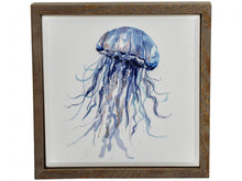 Load image into Gallery viewer, Framed Sea life Canvas Print