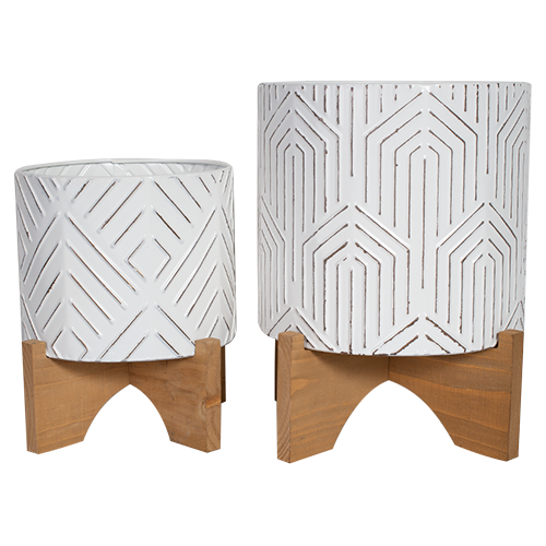 Harper Planter Stand Set of 2